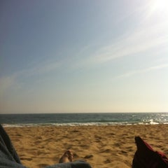 Photo taken at Sector 3 - Playa Reñaca by Christopher K. on 3/24/2012