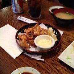 Photo taken at Teishokuya Of Tokyo by Boch G. on 4/4/2012
