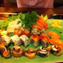 Photo taken at Koban Sushi by Thiago T. on 7/14/2012