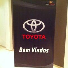 Photo taken at Sorana - Toyota by Carlos S. on 6/7/2012