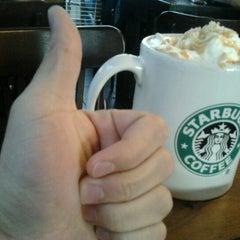 Photo taken at Starbucks Santa Elena by Christopher A. on 9/7/2012
