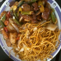Photo taken at Panda Express by Krystle M. on 9/13/2012
