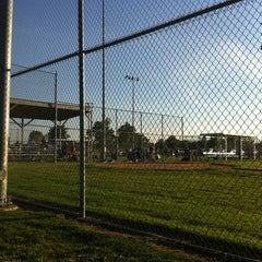 Photo taken at Fair Acres Sports Complex by Greg A. on 6/6/2012