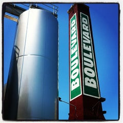 Photo taken at Boulevard Brewing Co by Kyle J. on 5/27/2012