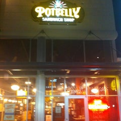 Photo taken at Potbelly Sandwich Shop by Milt S. on 4/7/2012