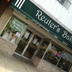 Photo taken at Reuters Bakery by Ian F. on 6/28/2012