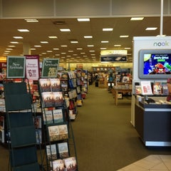 Photo taken at Barnes & Noble by Barb J. on 6/4/2012