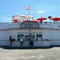 Photo taken at Ruby's Diner by Patrick B. on 7/29/2012