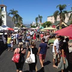 Photo taken at Little Italy Mercato by John T. on 8/18/2012