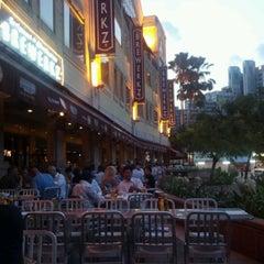 Photo taken at Brewerkz Restaurant & Microbrewery by Rich H. on 7/15/2012