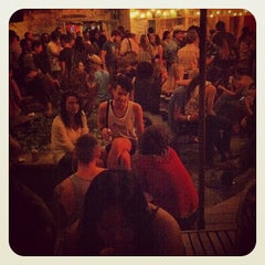 Photo taken at Union Pool by Serge R. on 8/31/2012
