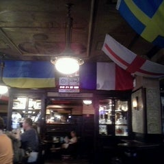 Photo taken at Fadó Irish Pub & Restaurant by Molly C. on 5/28/2012