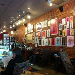 Photo taken at Lakota Coffee Company by John F. on 2/26/2012