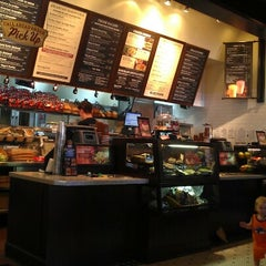 Photo taken at Corner Bakery Cafe by Cynthia A. on 8/13/2012