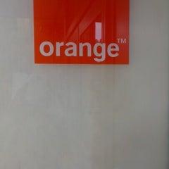 Photo taken at Orange by Rachel O. on 8/8/2012