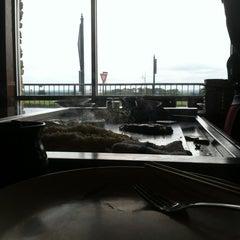 Photo taken at Tokyo Japanese Steak House & Sushi Bar by Margie R. on 9/5/2012