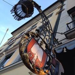 Photo taken at Spatenhaus an der Oper by Alexander q. on 4/23/2012