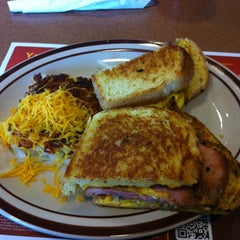 Photo taken at Denny's by Joseph E. on 6/21/2012