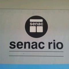 Photo taken at Senac Rio by Sheila L. on 8/10/2012