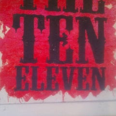 Photo taken at The Ten Eleven by Xavier F. on 8/16/2012