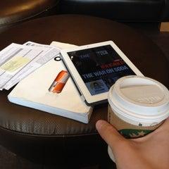 Photo taken at Starbucks by Nate S. on 6/8/2012