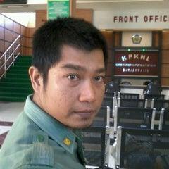 Photo taken at KPKNL Banjarmasin by Novian A. on 8/6/2012