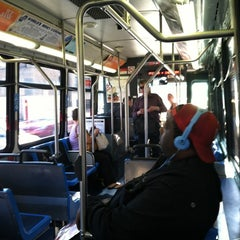 Photo taken at CTA Bus 92 by Bill D. on 8/28/2012