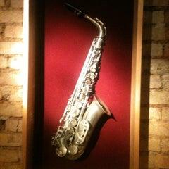 Photo taken at Madeleine Bar by Vanessa P. on 4/30/2012
