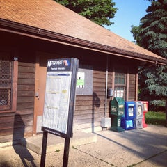 Photo taken at Metro North / NJT - Suffern Station (MBPJ) by Brian M. on 5/29/2012