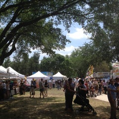 Photo taken at Denton Arts and Jazz Festival by Brad K. on 4/28/2012