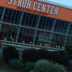 Photo taken at Stroh Center by Claire P. on 5/9/2012