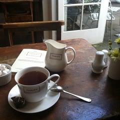 Photo taken at Charlie's Café by Emilie Z. on 7/26/2012