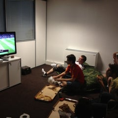 Photo taken at Wargaming Relax Room by Markus S. on 7/1/2012