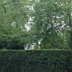 Photo taken at Stanley Gardens by الوردة ا. on 7/19/2012