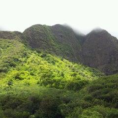 Photo taken at ʻĪao Valley State Park by Jeremy N. on 7/1/2012