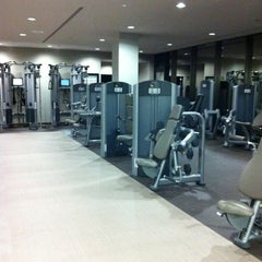 Photo taken at The Westin Peachtree Plaza - Gym by John L. on 2/28/2012