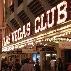 Photo taken at Las Vegas Club Hotel & Casino by Steve L. on 6/5/2012