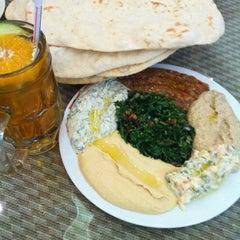 Photo taken at Al-Fakhar Turkish Restaurant | مطعم الفخار by MOHAMMAD A. on 8/31/2012