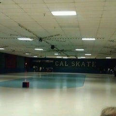 Photo taken at Cal Skate Clovis by Laura F. on 6/5/2012
