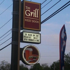 Photo taken at The Grill Next Door by Thorsten B. on 5/18/2012
