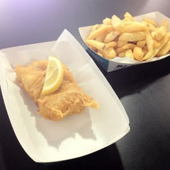 Photo taken at Blackstocks Fish & Chips by Mikimond . on 4/6/2012