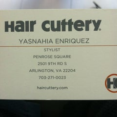 Photo taken at Hair Cuttery by Peter G. on 5/10/2012