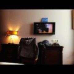 Photo taken at Best Western Plus Blue Square Hotel by Oksana C. on 5/2/2012