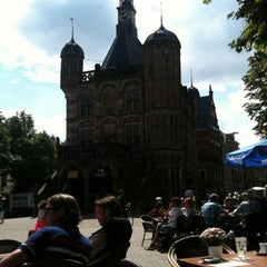 Photo taken at Stads Stamcafe De Waagschaal by Marlies H. on 8/8/2012