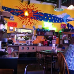 Photo taken at Squeeze In by Kathy G. on 3/5/2012