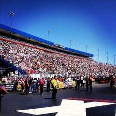 Photo taken at zMax Dragway by Corey M. on 4/14/2012