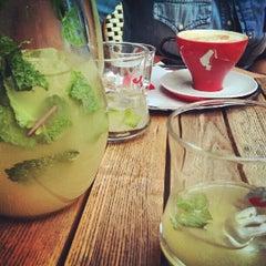Photo taken at Café Colore by Lukáš Š. on 9/5/2012