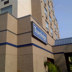 Photo taken at Travelodge Hotel Vancouver Airport by Bud P. on 8/10/2012