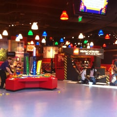 Photo taken at LEGOLAND Discovery Center Atlanta by Mary H. on 3/16/2012
