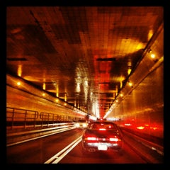 Photo taken at Lincoln Tunnel by Jo on 6/3/2012
